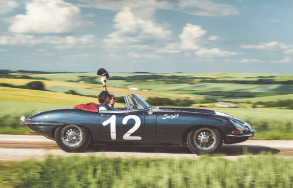 Jaguar Type E - 1000kmGT pour Happy Few Racing