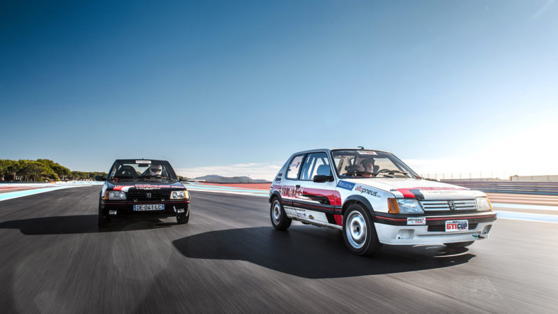 Peugeot 205 GTI - Magazine Youngtimers