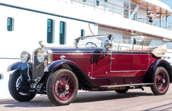 Hispano Suiza - Sotheby's RM Auctions