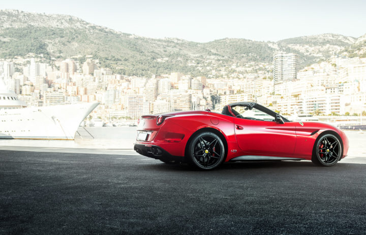 Ferrari California 70th - RM Sotheby's - Automotive Photography by Loïc Kernen