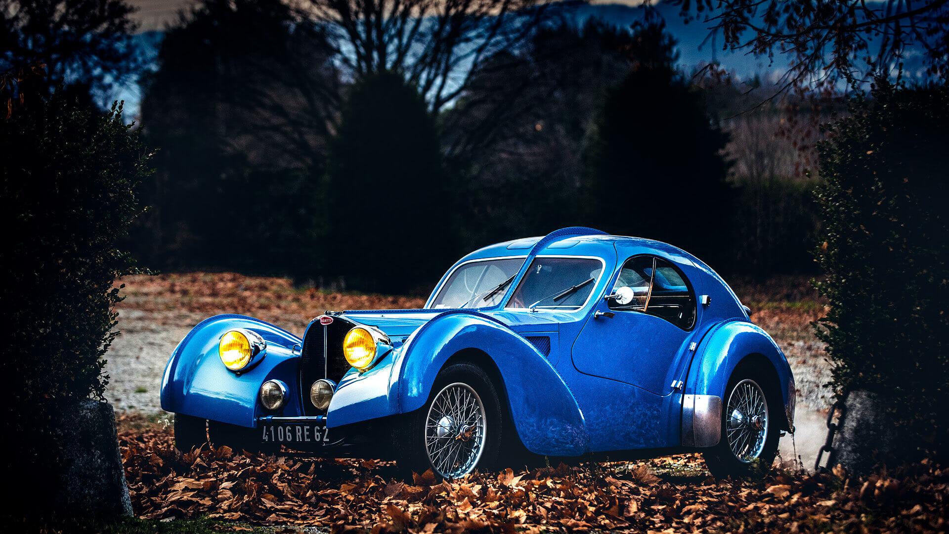 Loic KERNEN, Pro Automotive Photographer - AUCTIONS