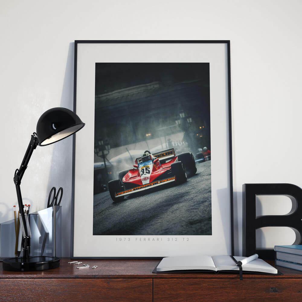 Automotive Fine Art Prints Shop - Car Photography Fine Art by Loic KERNEN