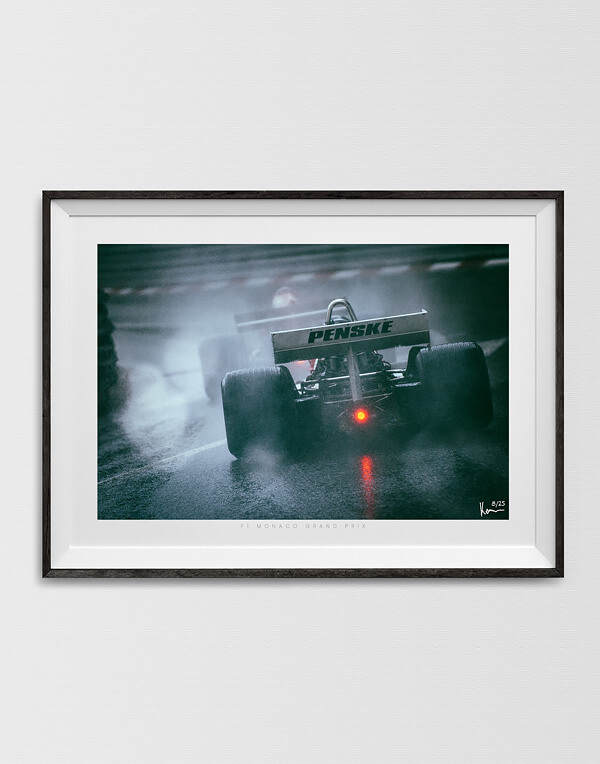 Vintage Formula 1 Print, Wall Art, Gift and Decor Ideas