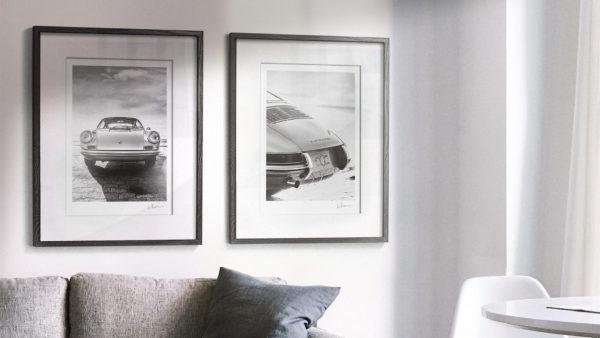 Automotive Wall Art by Loic KERNEN