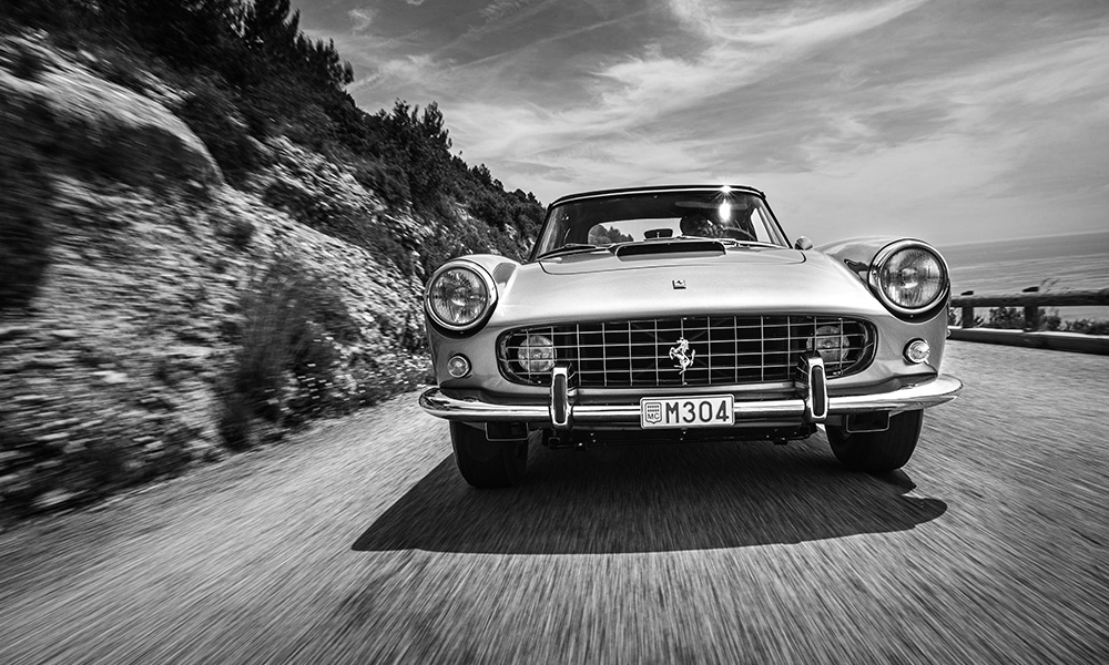 1962 Ferrari 250 Wall Art